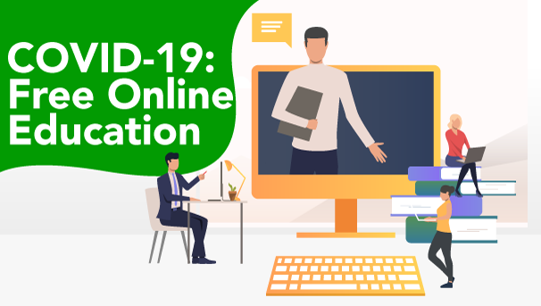 COVID-19: Free Online Education