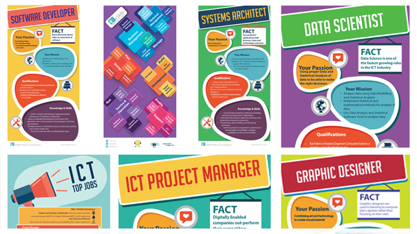eSkills Malta Foundation Infographics