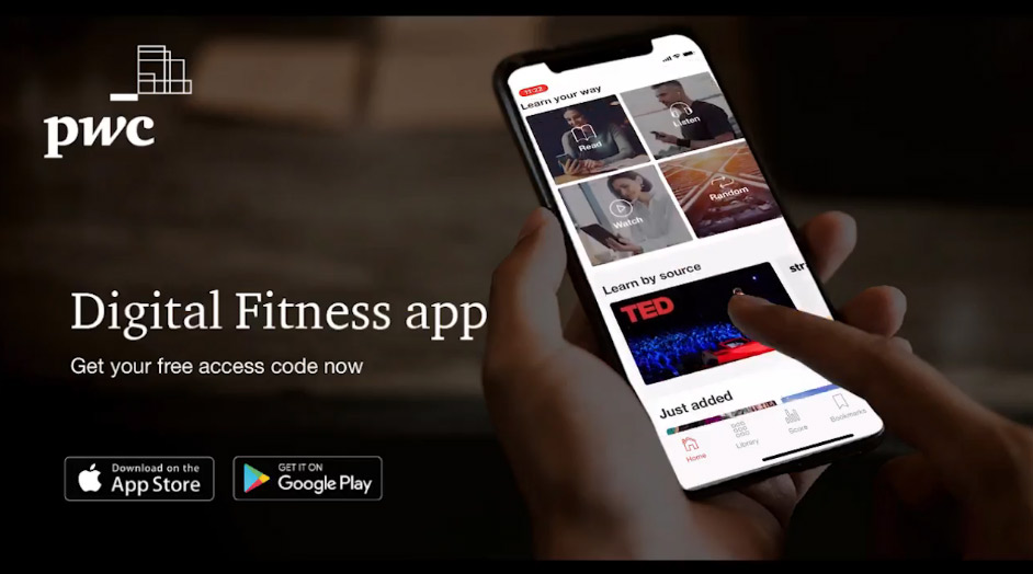 Digital Fitness App