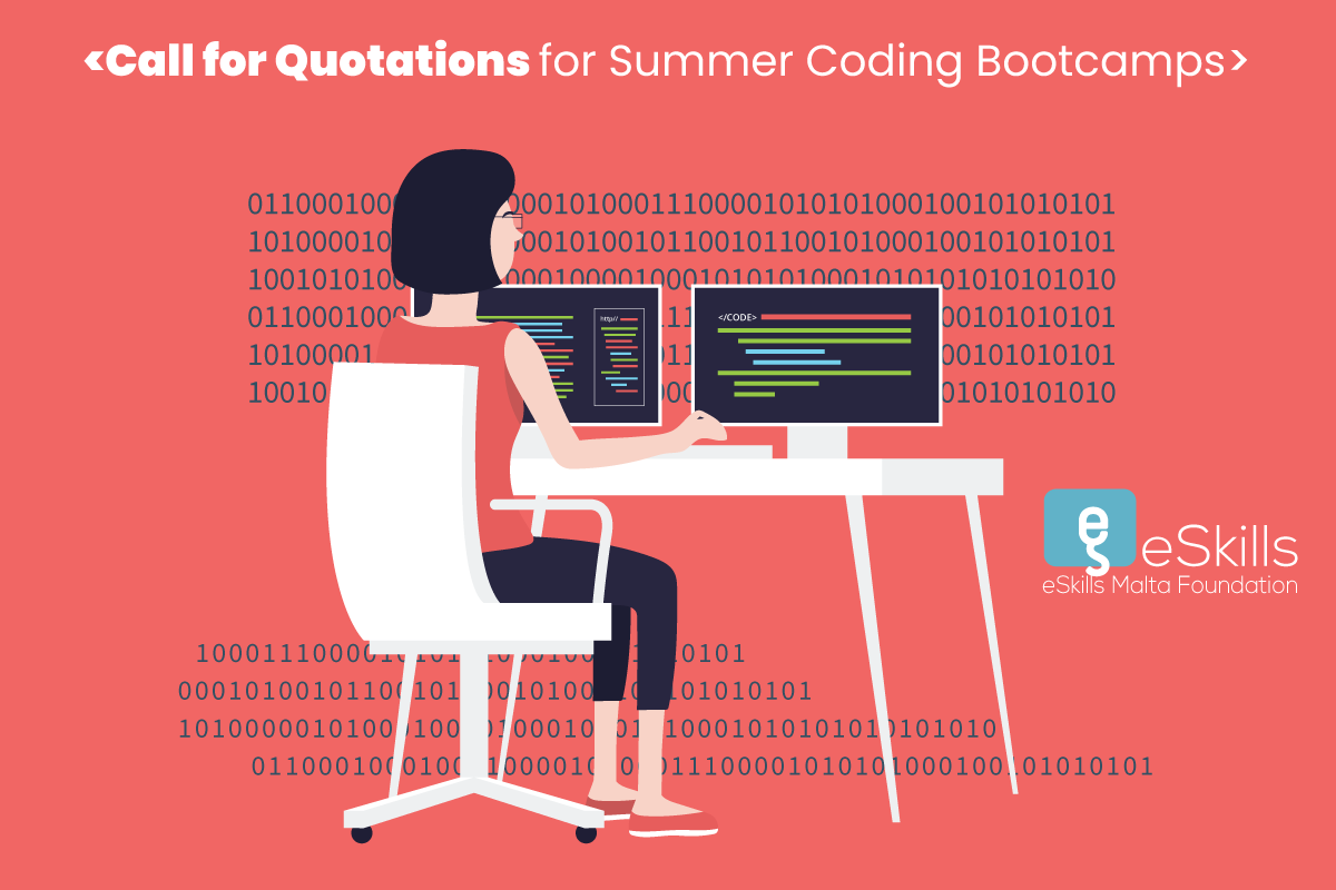 Call for Quoations for Summer Coding Bootcamps
