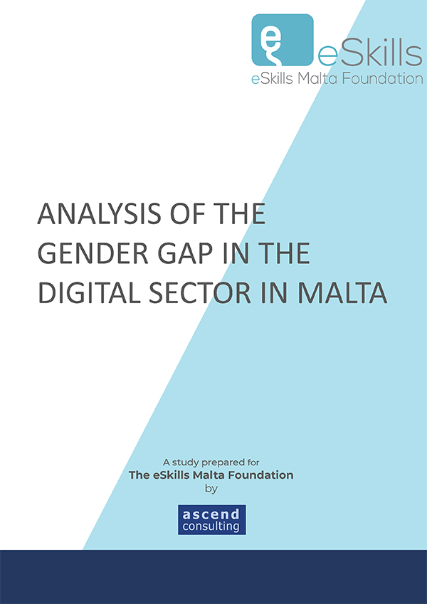 Analysis of the Gender Gap in the Digital Sector in Malta
