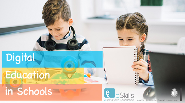 Digital Education in Schools